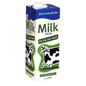 Australia Devondale Skim Milk (1L*10 whole case)
