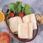 Alaska Atlantic Cod Fillet (Frozen,500g)